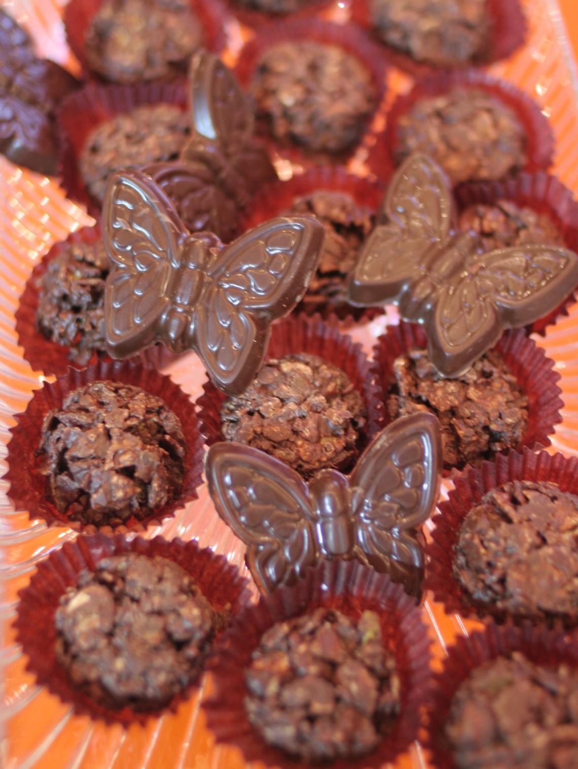 パピヨンのチョコレート型_b0093830_1933797.jpg