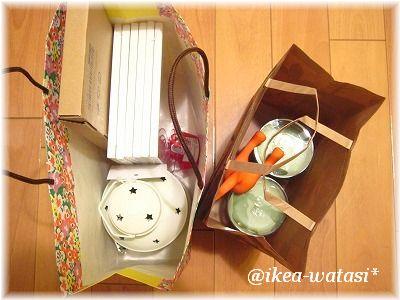 IKEAからただいま!!ツリー返却後の買い物は・・・♪_c0180949_19315851.jpg