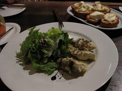 ワイン食堂で夕食会_c0190960_635227.jpg
