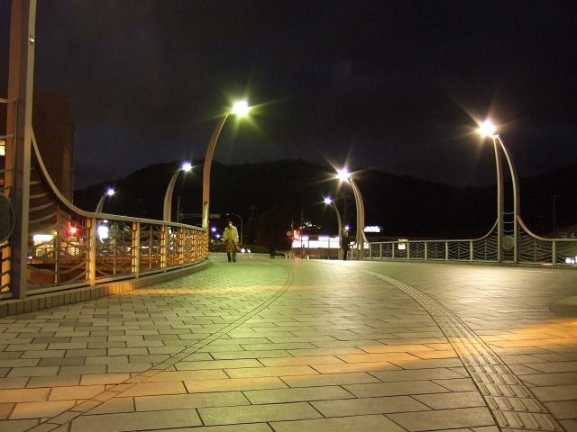 ひまわり大橋の美しき夜の光景①_b0095061_12491459.jpg