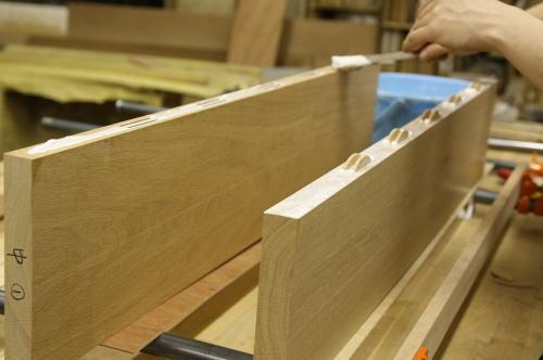 家具製作日誌01      丸テーブル編 (天板の できるまで)_e0155066_21434571.jpg