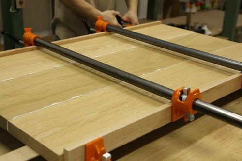 家具製作日誌01      丸テーブル編 (天板の できるまで)_e0155066_2147462.jpg