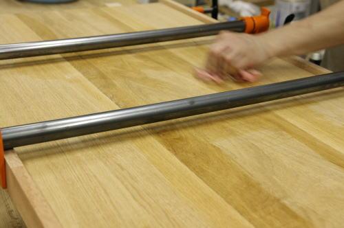 家具製作日誌01      丸テーブル編 (天板の できるまで)_e0155066_21494352.jpg