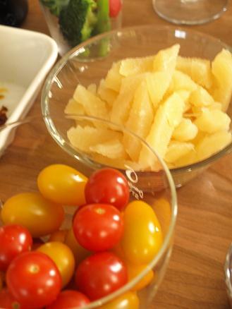 ブイヤベースとたっぷり野菜のホームパーティー☆_d0128268_23562559.jpg