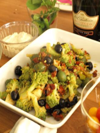 ブイヤベースとたっぷり野菜のホームパーティー☆_d0128268_23564442.jpg