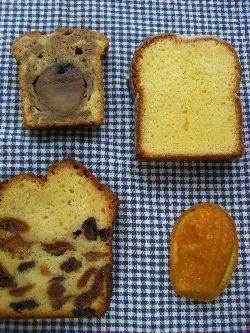 メゾン・ロミユニで焼き菓子をたっぷり。_c0005672_2371246.jpg