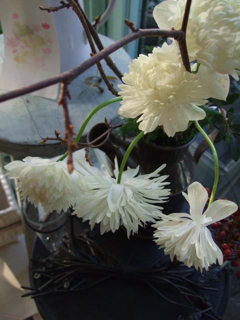 オークリーフ(冬の白い花)_f0049672_12113099.jpg