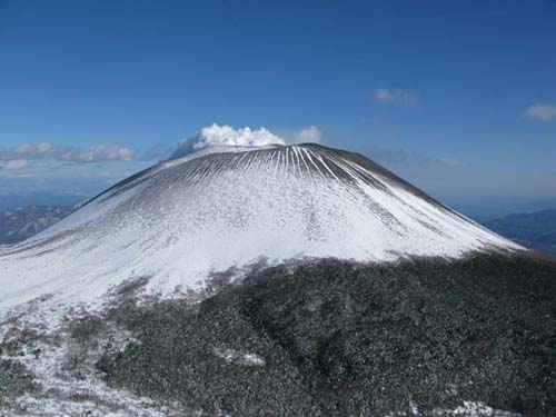 冬の浅間山の美しさ_e0120896_7501920.jpg