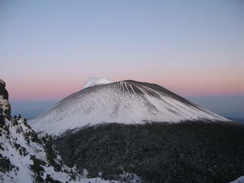 冬の浅間山の美しさ_e0120896_864057.jpg