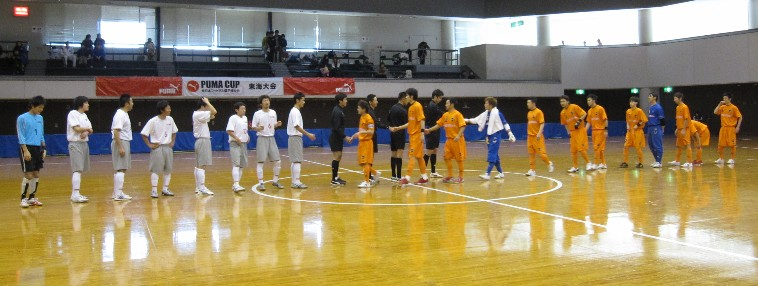 PUMA CUP 全日本FUTSAL選手権2009 東海大会_f0041113_11551213.jpg