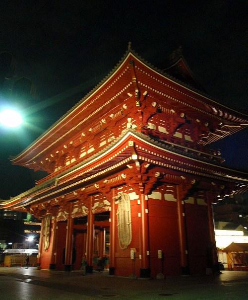 夜の浅草2 浅草寺_c0177814_10351245.jpg