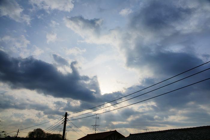 雲の朝_e0077521_9323311.jpg