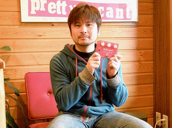 「Team KOKOMOの古澤くん」と「チョコとボング」。_e0053731_18511527.jpg