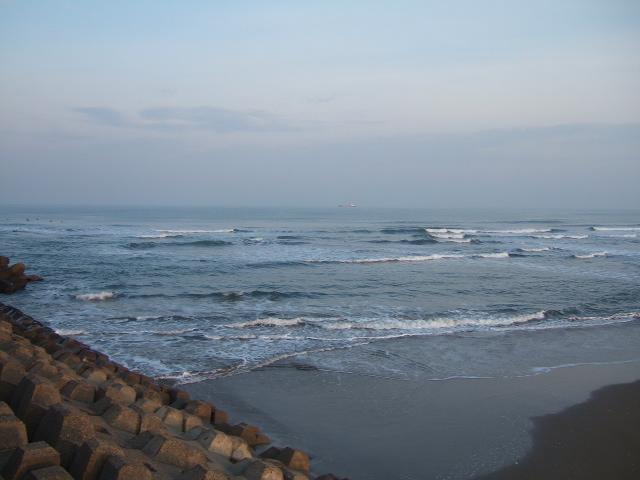 今日の海_c0132732_7592744.jpg