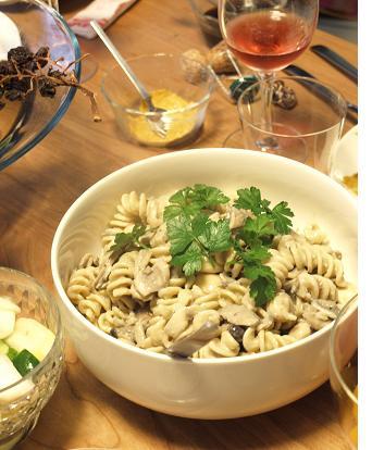 ブイヤベースとたっぷり野菜のホームパーティー☆_d0128268_033014.jpg