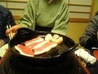 老舗の鴨料理屋さん_f0116297_21545123.jpg