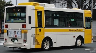 掛川バスサービス 日デKC-RN210CSN +富士8E(特注前面)_e0030537_1124095.jpg