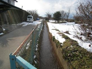笹谷大堰の旧取水口を求めて_a0087378_18561768.jpg