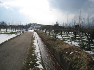 笹谷大堰の旧取水口を求めて_a0087378_18583458.jpg