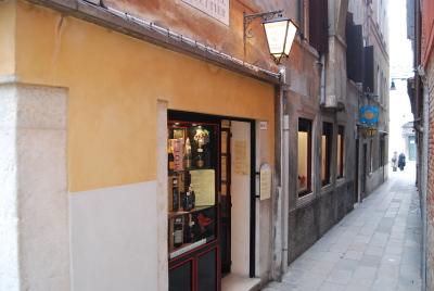ヴェネツィア到着第一日目の様子から。_d0129786_1534036.jpg