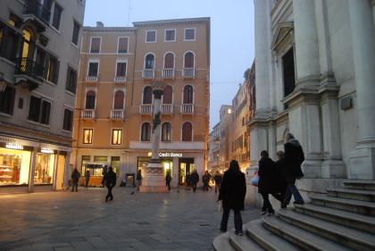 ヴェネツィア到着第一日目の様子から。_d0129786_1592878.jpg