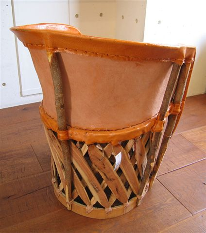★BUTACA BARREL CHAIR (TOBACCO)★_c0078202_10204453.jpg
