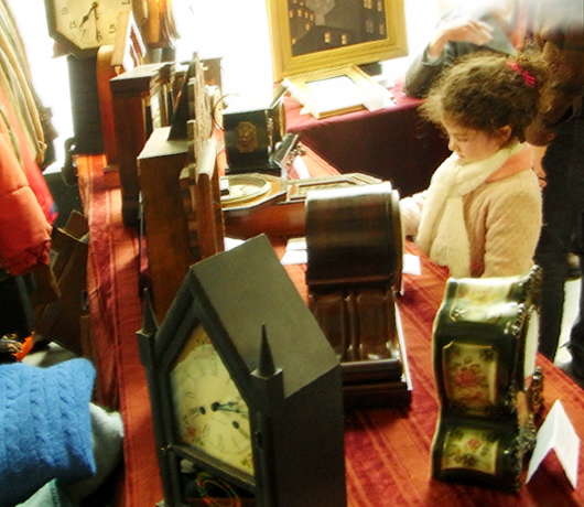 ブルックリンの室内型フリマ Winter Antiques Pop-Up Market_b0007805_916620.jpg