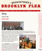 ブルックリンの室内型フリマ Winter Antiques Pop-Up Market_b0007805_9541129.jpg