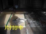 床改修工事_f0031037_1956329.jpg