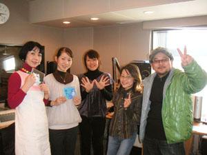 αステーション FM京都 収録_b0156260_13251568.jpg
