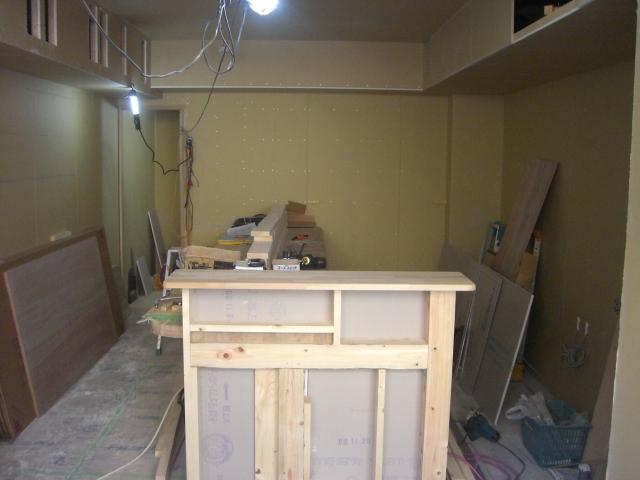 新店舗準備中 2_f0187266_0154648.jpg