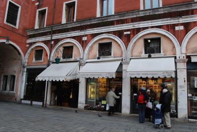 ヴェネツィアの魚市場でお買い物。_d0129786_115561.jpg