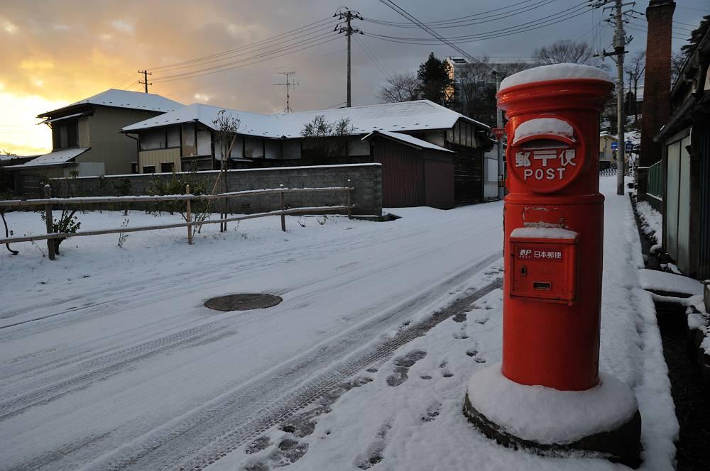 雪の朝_b0074098_22153487.jpg