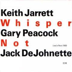 Whisper Not / Keith Jarrett Trio_d0127503_1382884.jpg