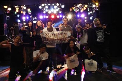 Supe Presents [Bridge the Edge Vol.1] in Tokyo_b0144406_4584899.jpg