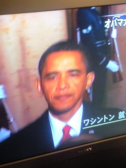 オバマ新大統領就任式_d0116009_152175.jpg