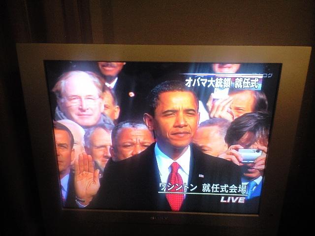 オバマ新大統領就任式_d0116009_2542192.jpg
