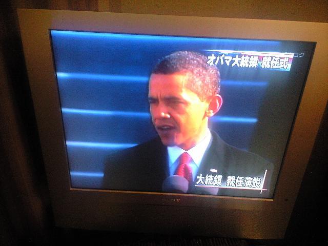 オバマ新大統領就任式_d0116009_2555370.jpg