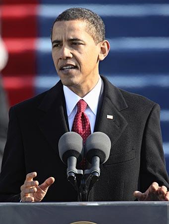 変革と期待 バラク・オバマ大統領_e0083922_6572510.jpg