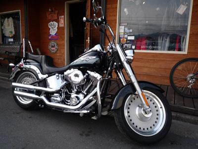 本日のバイク!!_f0194657_1315545.jpg