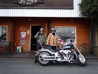 本日のバイク!!_f0194657_1323959.jpg