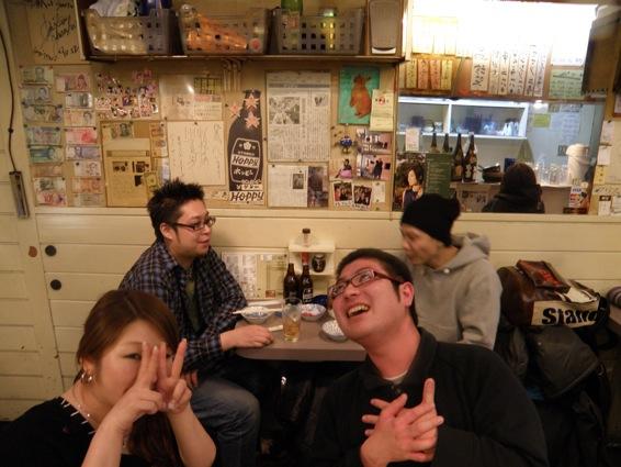 サバ缶 巨頭会談@鳥へい_f0053279_22215440.jpg