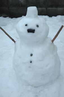 雪だるま_e0061787_7455975.jpg