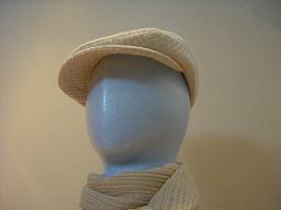 """【イーハトー帽】 いわてのホームスパン """"パリのエスプリ""""編_c0177259_1252559.jpg"""