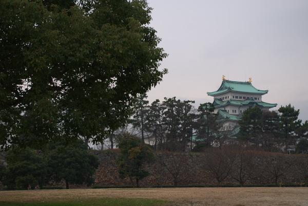 名古屋城での1枚_c0168669_18131636.jpg