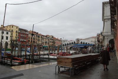 ヴェネツィア、ゴンドラの模型工房を探して。_d0129786_23583632.jpg