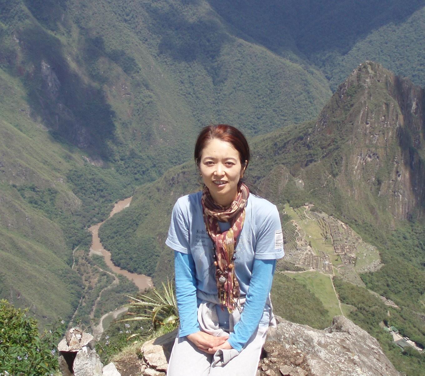 ペルー神秘の旅⑧ <マチュピチュ山>_f0095325_2253936.jpg