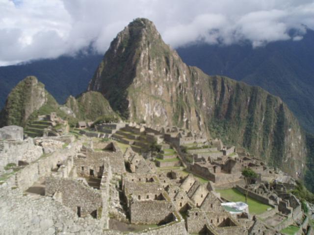 ペルー神秘の旅⑧ <マチュピチュ山>_f0095325_262100.jpg