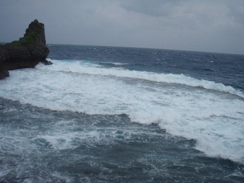 1月23日台風??_c0070933_174127100.jpg