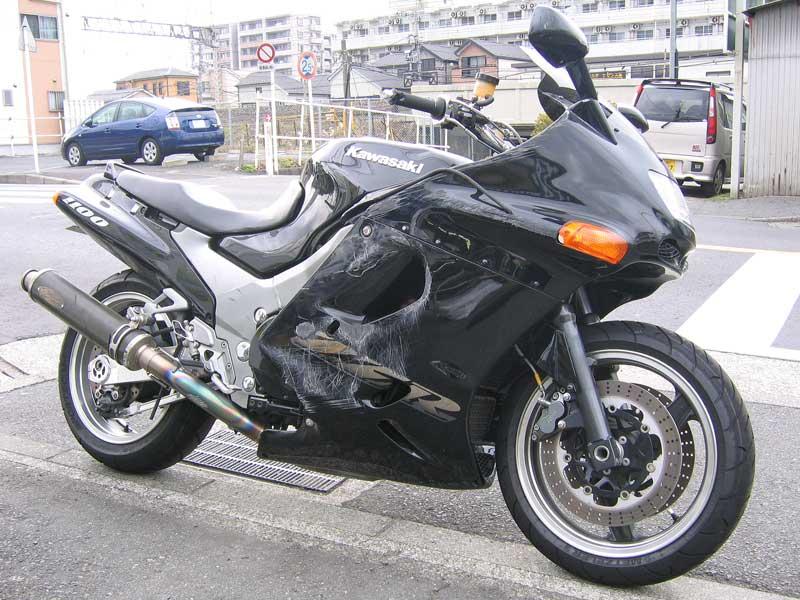 バイク買取 ZZ-R1100!_c0086965_11132733.jpg